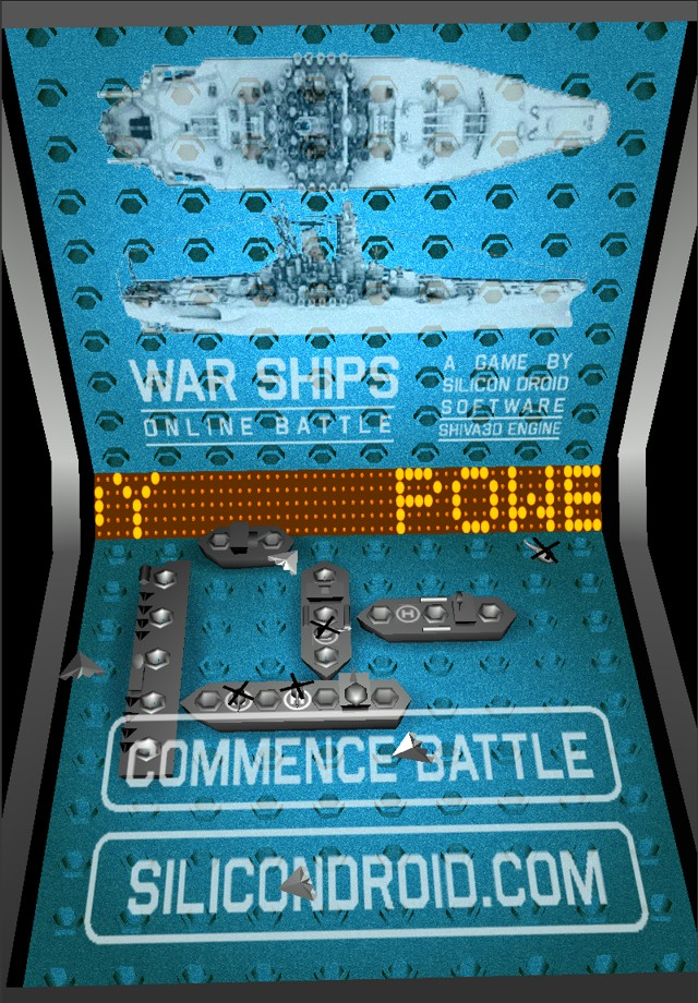 Screenshot War Ships 3D – Lite