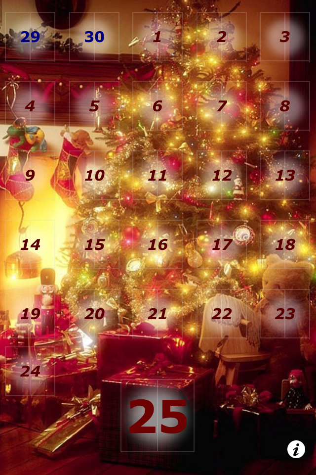 Screenshot iAdvent2011